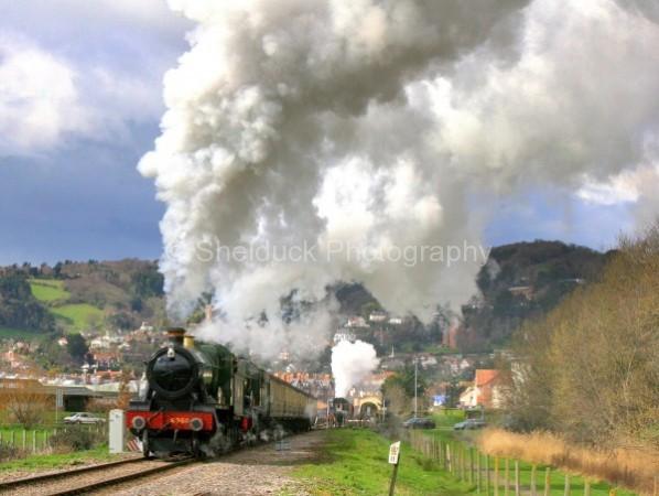 West Somerset Railway Minehead