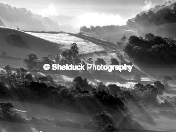 Venniford from Crawter Hill