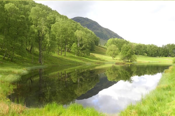 Professional photographs of Scotland